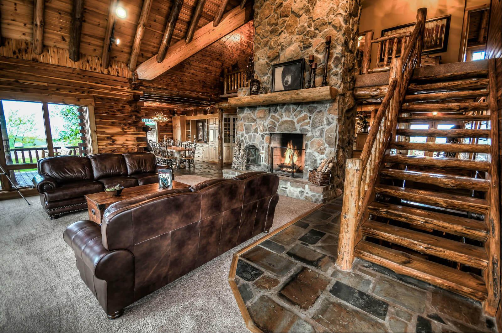 Coshocton Crest Lodge Cabin Rental Area Attractions Ohio
