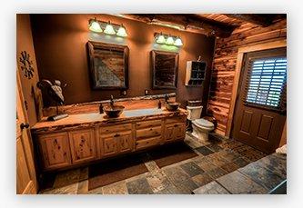 Western Style Bathroom